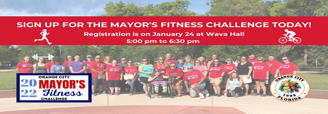 Mayors Fitness Challenge 2016